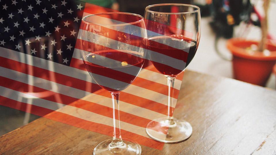 Envoyer du vin aux particuliers aux USA